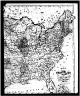 Page 004, 005 - United States Map Right, Mercer County 1873