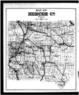 Page 007 - Mercer County Outline Map, Mercer County 1873
