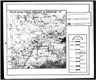 Page 009 - Mercer County Plan of Coal-Fields, Mercer County 1873