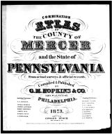 Title Page, Mercer County 1873