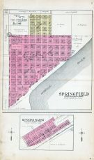 Springfield, Running Water, Bon Homme County 1912