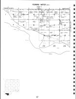 Running Water Township - West, Bon Homme County 1995