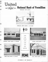 United National Bank of Vermillion, Clay County 1968