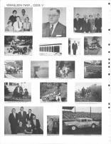 Lowell Maude Family, Herald Johnson, Herbert Holoch, Earl Thomas, Harold Dwyer, George Sealy, William Burr, Francis Heine Lowell Maude, Clay County 1968