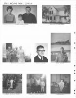 Stanley Lewison, Pearl Howey, Terry Cleland, Dale J. Leverson, Daryl P. Johnson, Chad Lewison, Chad Lewison, Clay County 1968