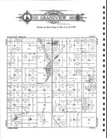 Grandview Township,Corsica,Simpson Lake, Douglas County 1909-1910
