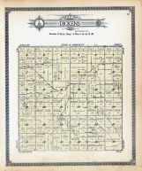 Dickens Precinct, Mastodon Creek, Gregory County 1912