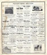 Advertisement, Hand County 1910 Incomplete