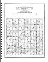 Brandon Township, Corson, Minnehaha County 1917