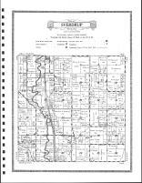 Sverdrup Township, Baltic, Morefield, Minnehaha County 1917