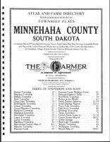 Title Page, Minnehaha County 1917
