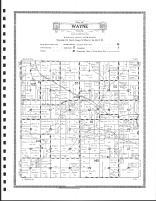 Wayne Township, Ellis, Minnehaha County 1917