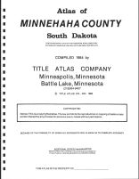 Title Page, Minnehaha County 1984