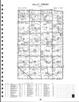 Code 21 - Valley Springs Township, Minnehaha County 1991