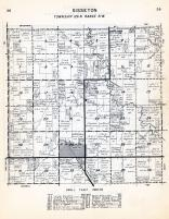 Sisseton Township, Roberts County 1952