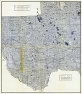 West Texas 1930c Oil Map, West Texas 1930c OilMap