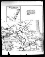Lee Magisterial District, Forestville, Cabin Hill, Quicksburg, New Market Right, Shenandoah and Page Counties 1885