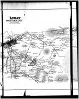 Luray Magisterial District, Luray Cavern, Hamburg, Blosserville, Massanutter Middle, Shenandoah and Page Counties 1885