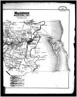 Madison Magisterial District, Liberty Furnace, Columbia Furnace, Edinburg, Lantzs Mill Right, Shenandoah and Page Counties 1885