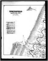 Springfield Magisterial District, Hope Mill, Milford, Rileyville, Oak Hill, Kimball Sta. Left, Shenandoah and Page Counties 1885