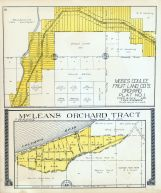 MacLean's Orchard Tract, Moses Coulee Fruit Land Co's, Douglas County 1915