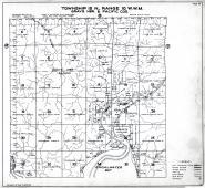 Township 15 N., Range 10 W., Shoalwater Bay, North River, Cedar River, Elk River, Gray's Harbor County 1935