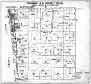 Township 15 N., Range 11 W., Glen Grayland, Horseshoe Lake, Cedar River, Gray's Harbor County 1935