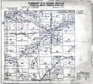 Township 15 N., Range 4 W., Independence, Glendew, Helsing, Gray's Harbor County 1935