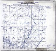 Township 16 N., Range 7 W., Vesta, North River, Vesta Creek, Leach Creek, Pioneer Creek, Gray's Harbor County 1935