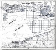 Township 17 N., Range 10 and 11 W., Hoquiam, Grays Harbor City, South Arbor, Stafford Creek, Gray's Harbor County 1935