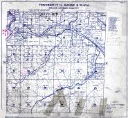 Township 17 N., Range 6 W., South Elma, Fuller, Chehalis River, Saginaw, Workman Creek, Gray's Harbor County 1935