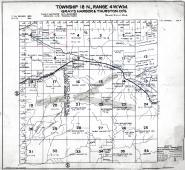 Township 18 N., Range 4 W., Olympic Highway, Summit Lake, Gray's Harbor County 1935