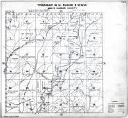 Township 19 N., Range 8 W., Wishkah River, Wynoochie River, Gray's Harbor County 1935