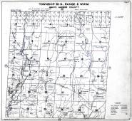 Township 20 N., Range 8 W., Wishkah River, Wynoochee River, Gray's Harbor County 1935