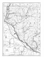 Buffalo County Map, Buffalo County 1930