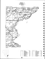 Cross Township - East, Glencoe Township - South, Buffalo County 2005