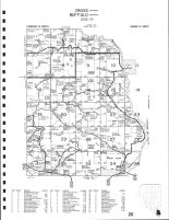 Cross Township - Southeast, Buffalo Township - Northeast, Bluff Siding, Marshland, Dodge, Buffalo County 2005