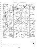 Waumandee Township - Northeast, Lincoln Township - Southeast, Buffalo County 2005