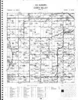 Auburn Township - South, Cooks Valley Township, Chippewa County 1979