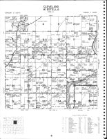Cleveland Township, Estella Township - West, Chippewa County 1979