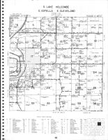 Lake Township - South, Holcomb Township, Estella and Cleveland Townships - East, Cornell, Chippewa County 1979