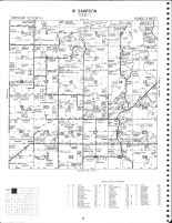 Sampson Township - West, Chippewa County 1979