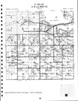 E Hallie and SW Lafayette Townships, Chippewa Falls, Chippewa County 1991