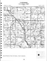 East Woodmohr Township, Northeast Eagle Township, Bloomer, Chippewa County 1991