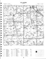 North Auburn Township, Chippewa County 1991