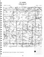 South Auburn Township, Cooks Township, Chippewa County 1991