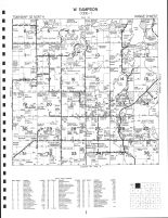 West Sampson Township, Chippewa County 1991