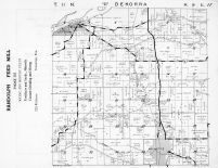 Dekorra - East, Roynette, Wisconsin River, Columbia County 1953
