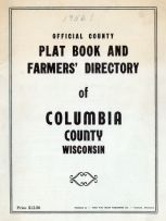 Title Page, Columbia County 1956c
