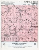 Castle Rock Township, Grant County 1956